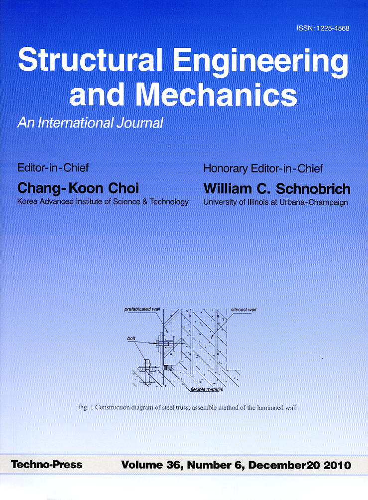 Structural Engineering and Mechanics, An International Journal